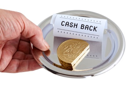 Cash back options on investment mortgages 50000